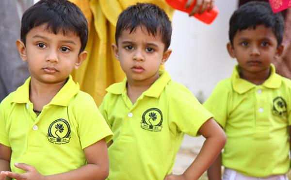 Shraddha Little Champs