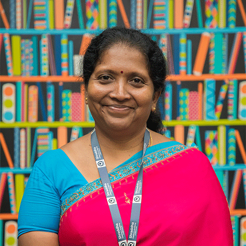 Mrs. Rebecca Clement - Head Mistress, Shraddha Children's Academy