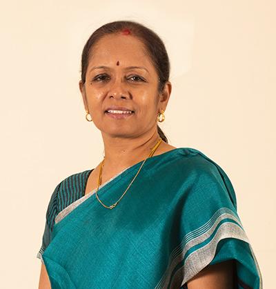 Mrs Mali Nandakumar - SCA Advisor board