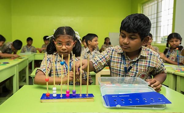 Primary School Program - Shraddha Children's Academy