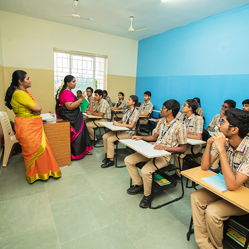 School Counseling at Shraddha Academy