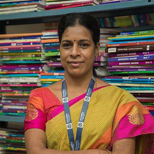 Vice Principal - Shraddha Childrens Academy